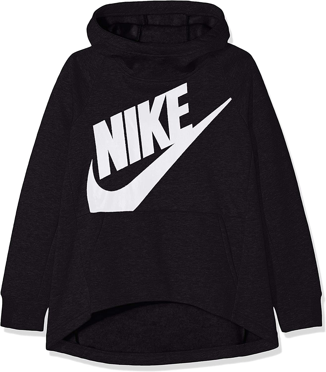 Pullover Hoodie Black/White Size Small
