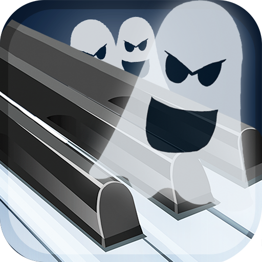 Ghost Piano Free (Halloween Games Adults)