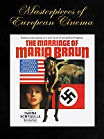 Masterpieces of European cinema: The Marriage of Maria Braun
