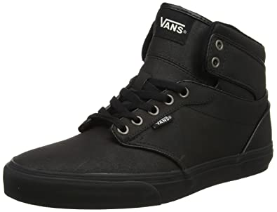 vans atwood all black