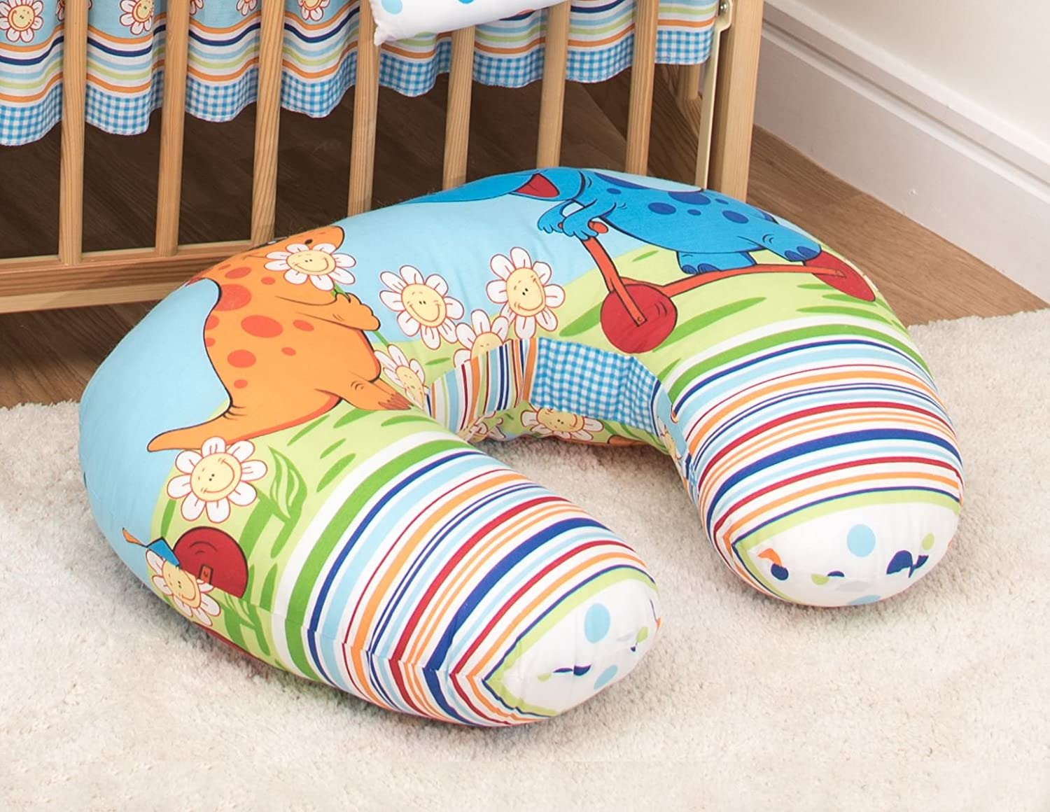 Breastfeeding Pillow/Matternity Back Support Baby Nursing Nest - Pattern 20 Baby Comfort