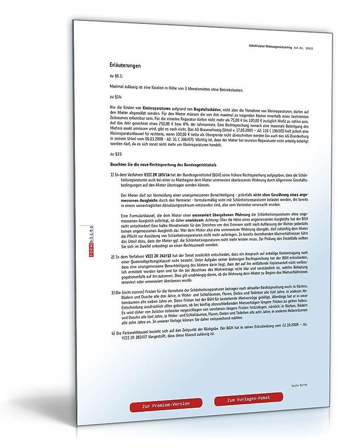 Berühmt Werkzeug Mietvertrag Vorlage Ideen - Dokumentationsvorlage ...