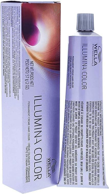 Wella Professionals Illumina Tinte Permanente, Tono 7/35 ...