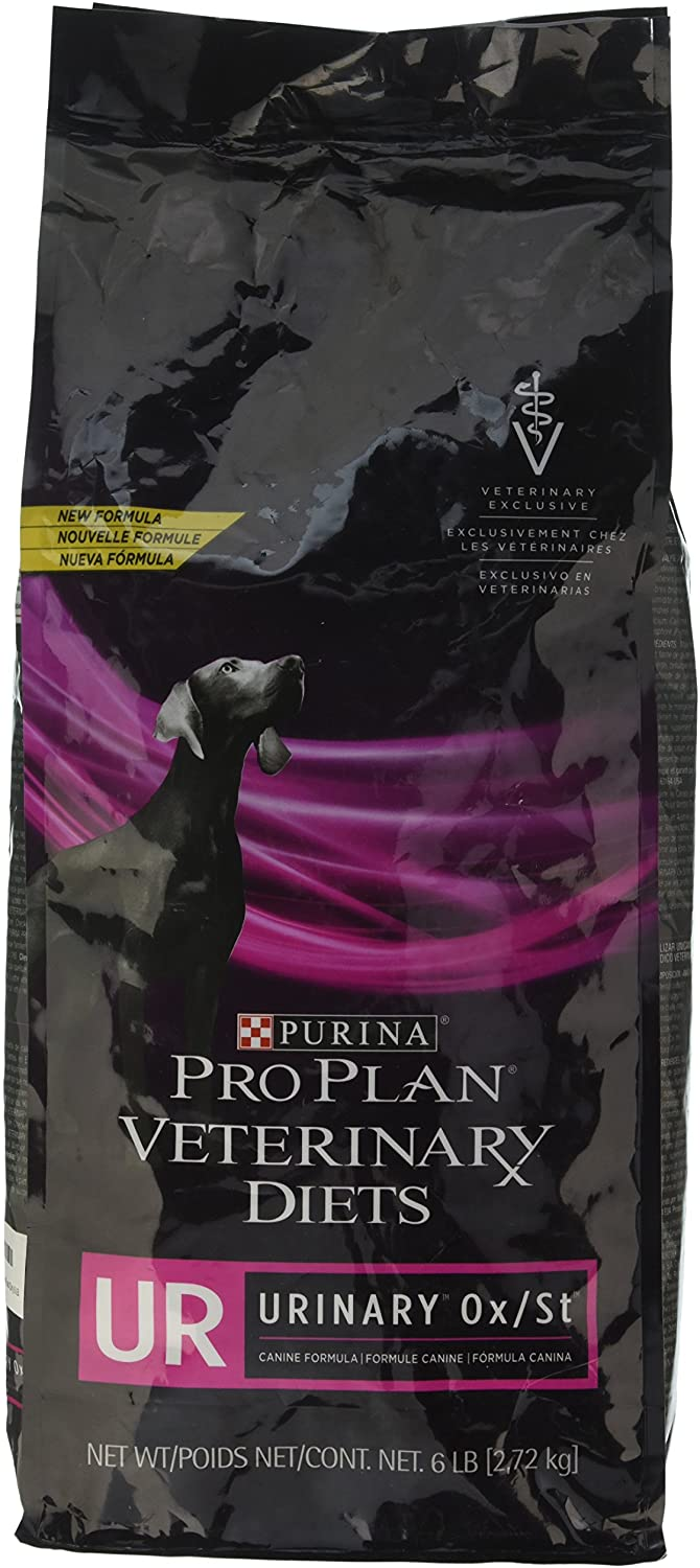 3. Purina Pro Plan Veterinary Diets UR Urinary Ox/St Dry
