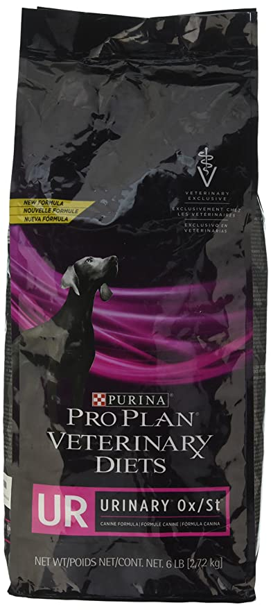 Purina Canine UR Urinary Ox/St Dry Dog Food - Best Urinary Care Dog Food for All Sizes