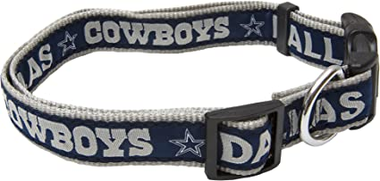 Strong /& Durable NFL PET Collar Pets First NFL Dog Collar Football Gear for The Sporty Pup. Heavy-Duty 32 NFL Teams Available in 4 Sizes