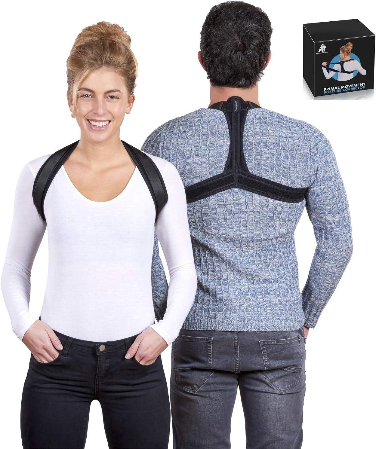 Primal Movement Corrector de postura Soporte de espalda Soportes ...