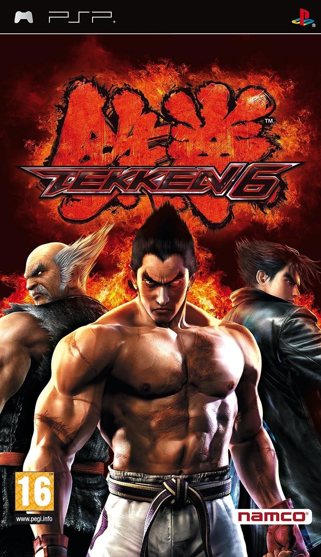 Buy Tekken 6 Psp Online At Low Prices In India Namco Bandai