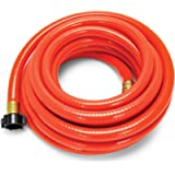 Camco 25ft RhinoFLEX Gray/Black Water Tank Clean Out Hose - Ideal For Flushing Black Water, Grey Water or Tote Tanks 5/8…