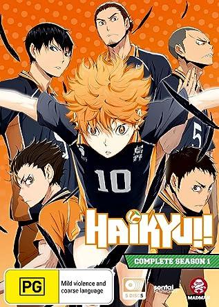 Anime Haikyuu Season 4