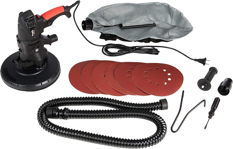 Cevik CP31-1100 Lijadora de Pared, 1100 W, Negro, 225 mm: Amazon.es: Bricolaje y herramientas