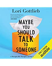 Book maybe you should talk to someone