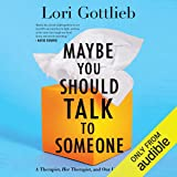 Maybe You Should Talk to Someone: A