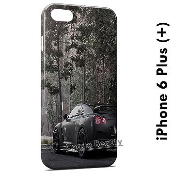 Carcasa Funda iPhone 6 Plus (iPhone 6+) Nissan Car ...