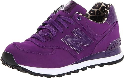 new balance women's wl574 high roller collection running shoe