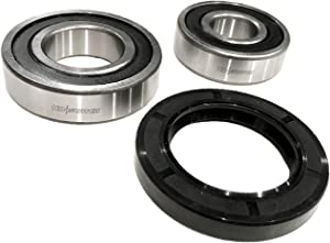 HD Switch Front Load Washer Bearing Seal Kit Replaces Whirlpool, Maytag, Amana W10290562