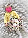 Cute, soft cotton dress set