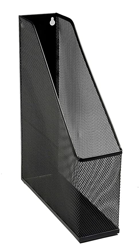 Osco MR1 B - Revistero archivador (resistente a arañazos, A4+, incluye protector de