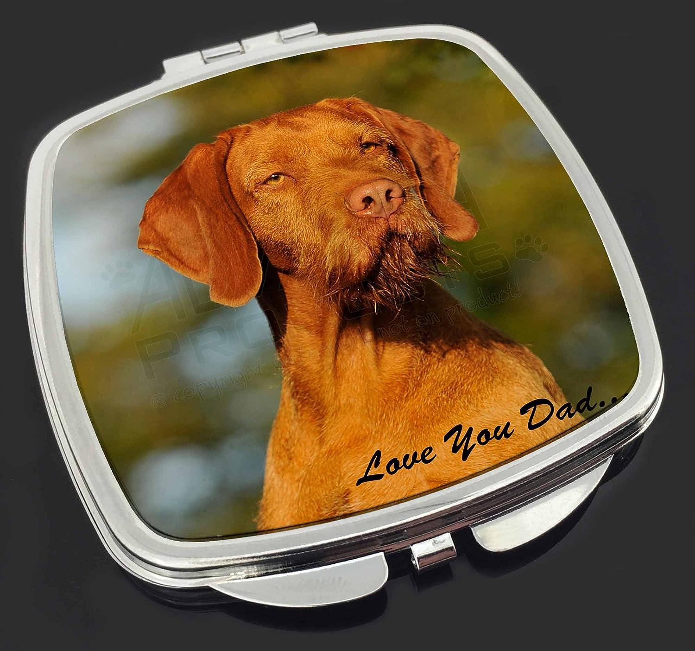 Vizsla \'Love You Dad\' Make-up Taschenspiegel Weihnachtsgeschenk ...