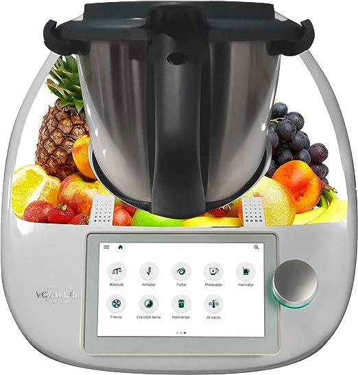 thermodernizate- Frutas Vinilos Thermomix TM6: Amazon.es