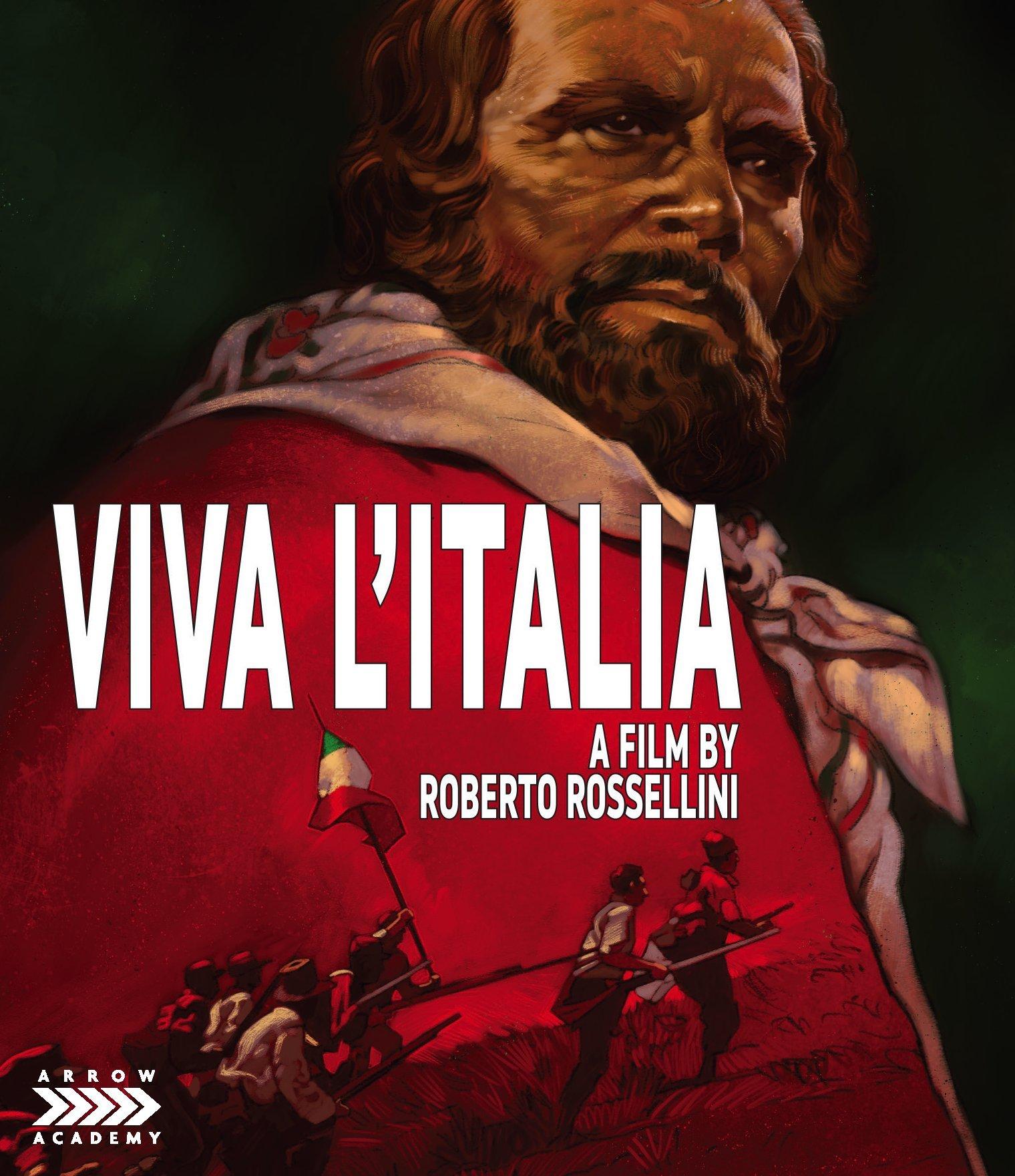 Blu-ray : Viva L'Italia (Blu-ray)