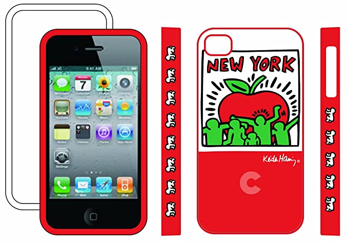 Amazon Com Grapht Keith Haring Official Licensed Case For