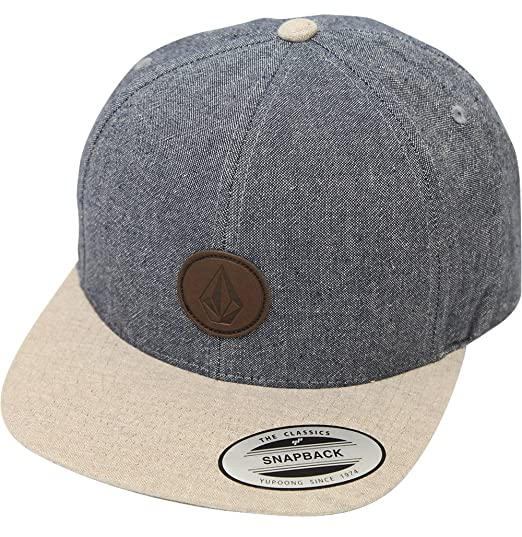89a1ee442fa VOLCOM (ボルコム) Quarter Fabric Hat スナップバックキャップ  フリー SMB   並行