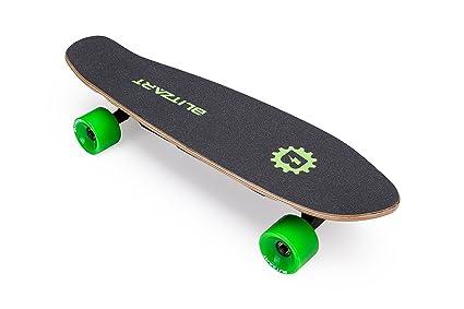 Cheap Electric Skateboard >> Amazon Com Blitzart Mini Flash 28 Electric Skateboard 12mph 8mile