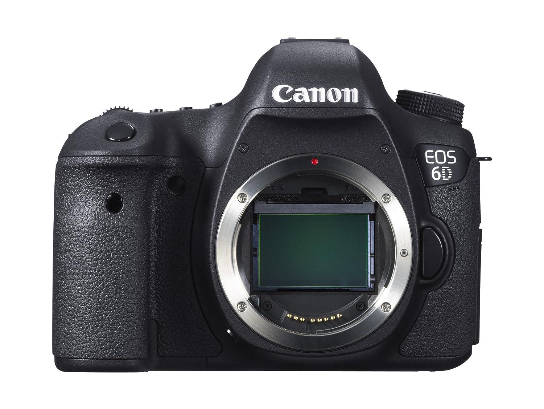 Canon EOS 6D - Cámara digital (Reacondicionado): Amazon.es ...