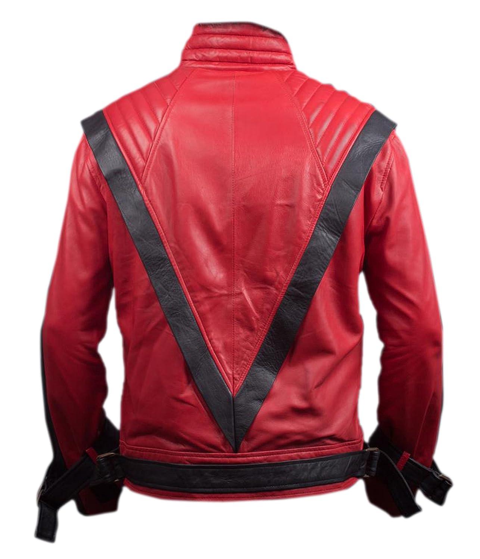 Flesh /& Hide F/&H Mens Michael Jackson Thriller Jacket