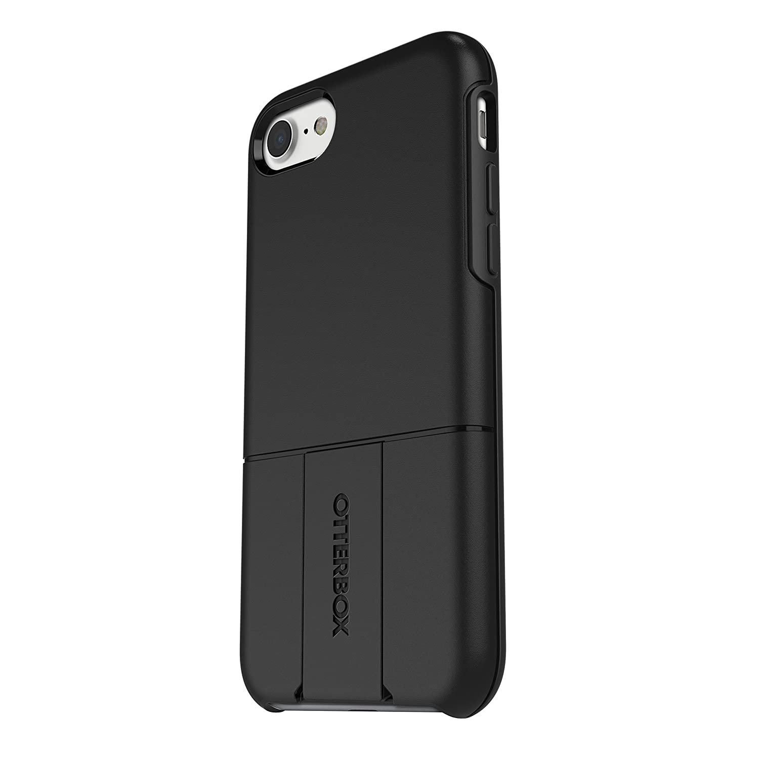 on sale b8b3d 4486e OtterBox uniVERSE SERIES Module/Swappable Case for iPhone 7 (ONLY) - Retail  Packaging - BLACK