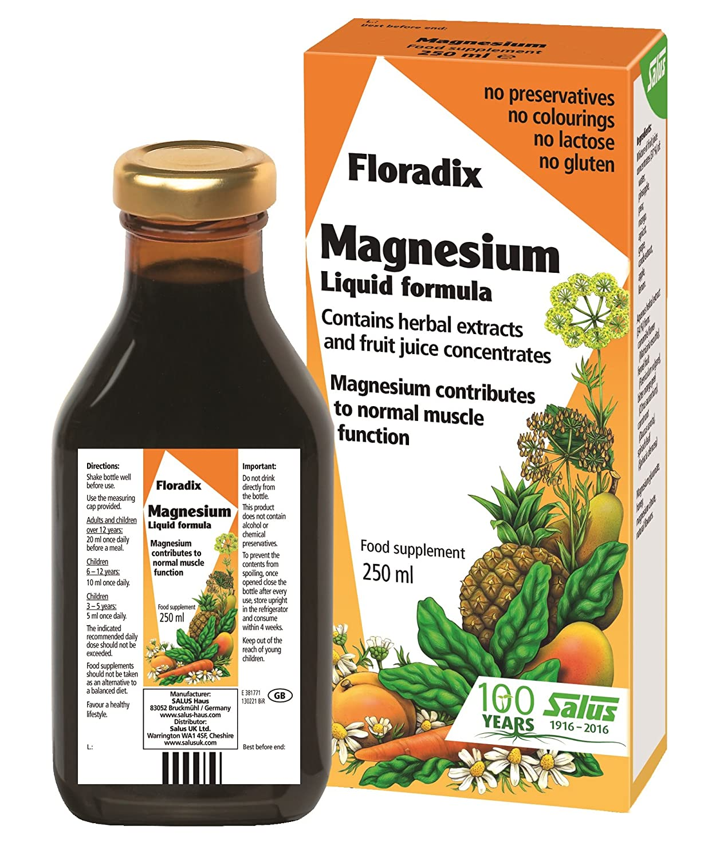 Floradix Magnesio 250 ml