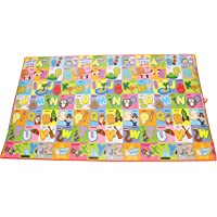 Unimats Floor Mats - Abjab Fun (Multicolor)