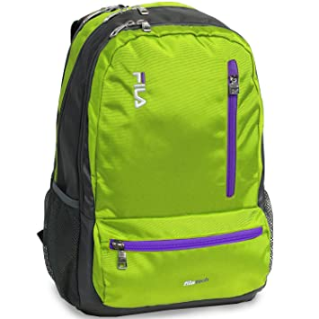 Amazon.com  Fila Nexus 5 Pocket School Laptop Tablet Backpack