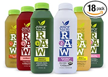 Amazon juice from the raw 3 day organic juice cleanse juice from the raw 3 day organic juice cleanse whenever cleanse 18 bottles malvernweather Image collections