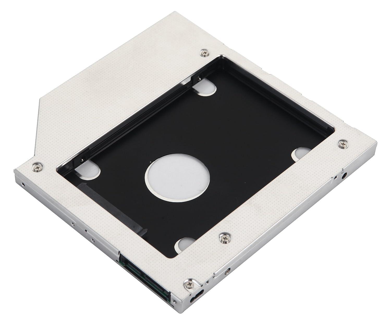 DeYoung 2 nd HDD SSD SATA disco duro Caddy para Dell Latitude ...