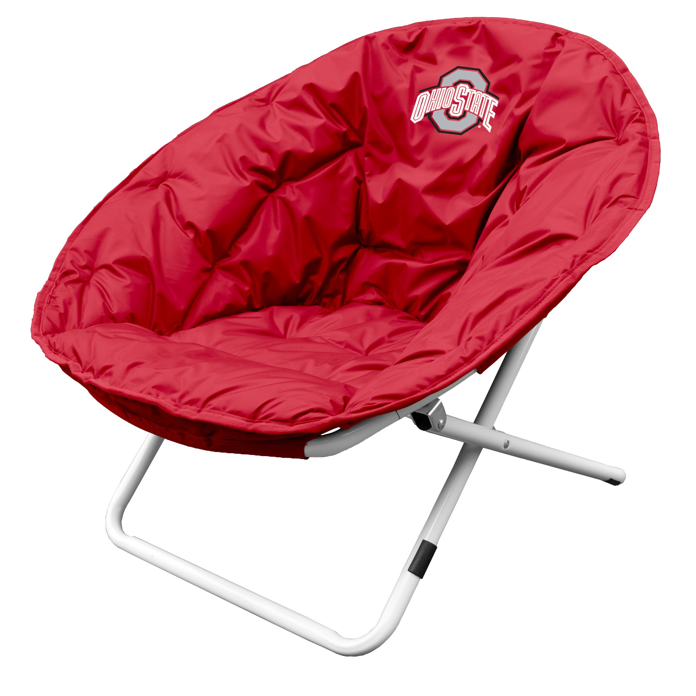 NCAA Ohio State Buckeyes Sphere Chair by Logo Brands (Image #1)
