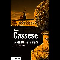 Governare gli italiani: Storia dello Stato (Biblioteca paperbacks Vol. 119) (Italian Edition) book cover