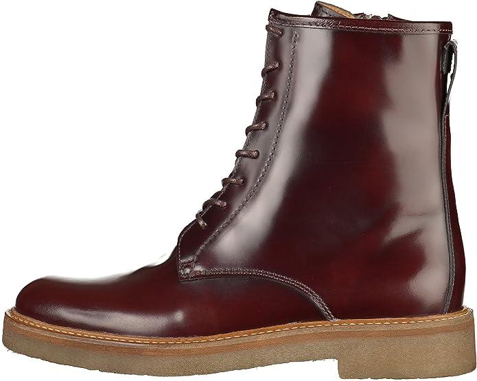 Kickers 512110-50 Damen Stiefelette Bordeaux, EU 41: Amazon.de: Schuhe &  Handtaschen