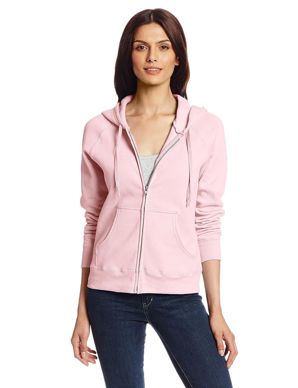 Hanes Women's Full Zip Eco Smart Fleece Hoodie OW280