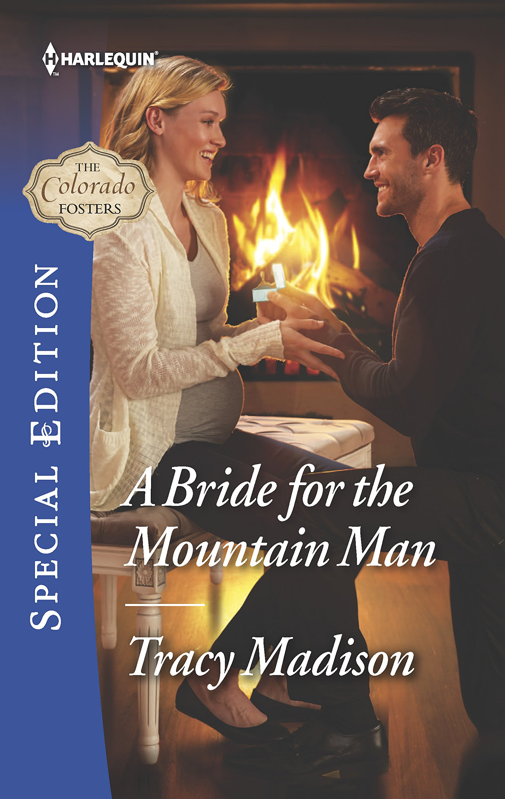 Download A Bride for the Mountain Man (The Colorado Fosters) pdf