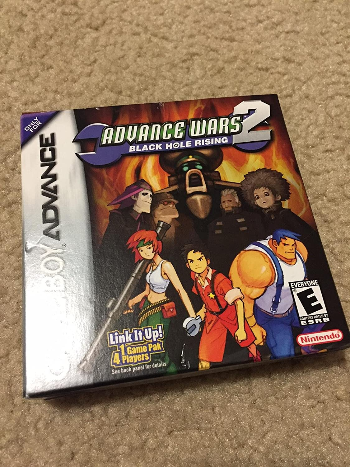 Advance Wars 2 Black Hole Rising Nintendo Video Games
