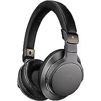 Deals on Audio-Technica Wireless Over-Ear Headphones ATH-SR6BTBK