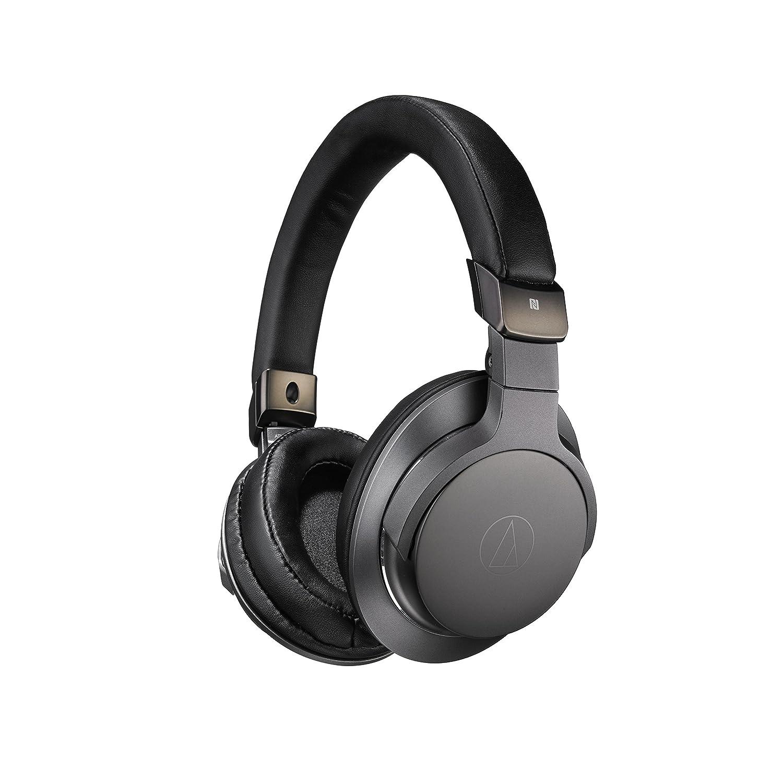 Audio Technica ATH-SR6BTBK – Wireless Over-Ear High-Resolution Headphones