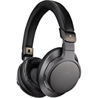 Deals on Audio-Technica ATH-SR6BTBK Wireless Headphones Refurb