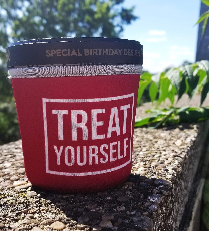 Fizdro Ice Cream Pint Holder Black Treat Yourself