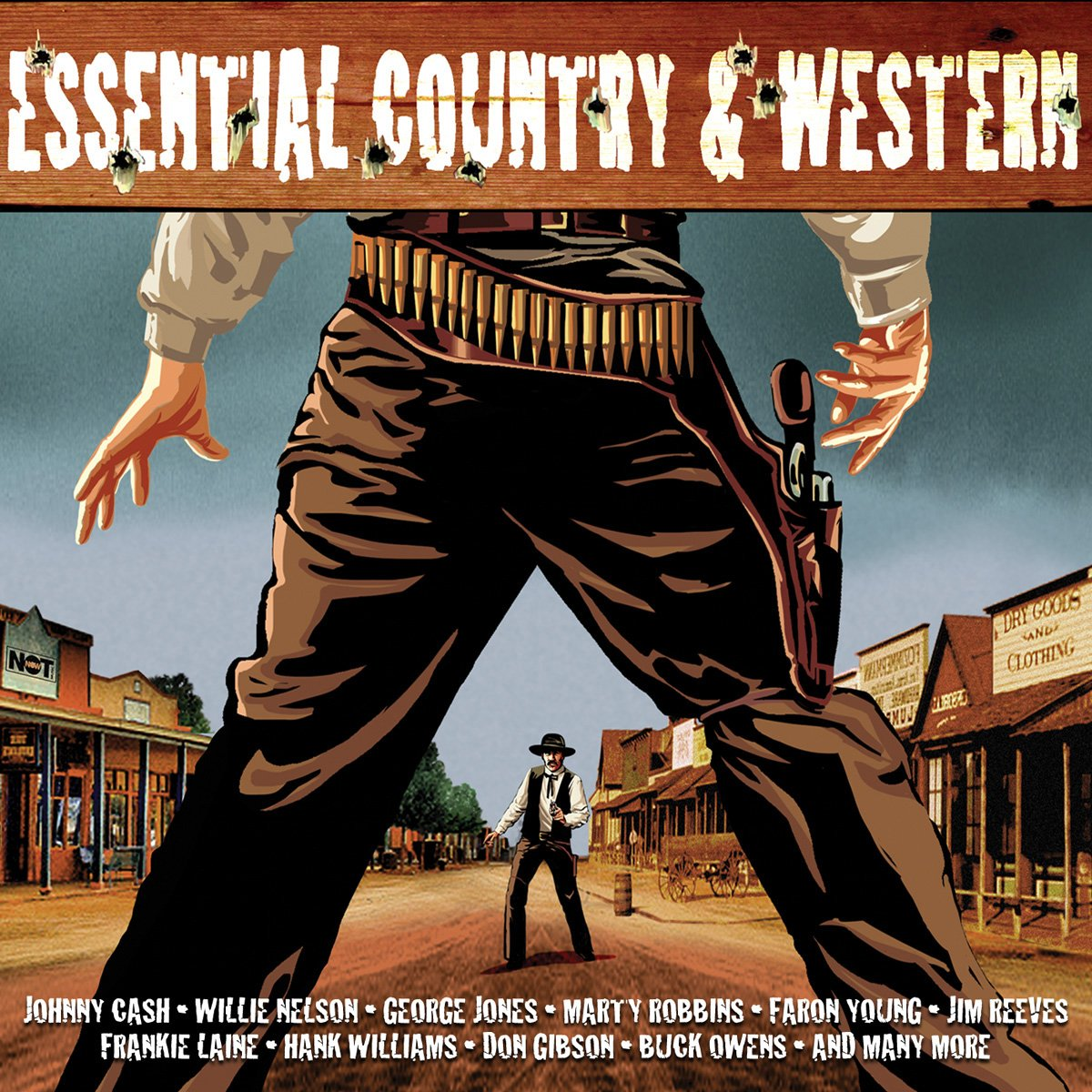 Essential Country & Western: Amazon.co.uk: Music