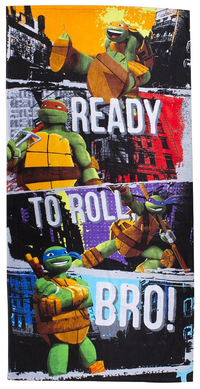 Character World Serviette Teenage Mutant Ninja Turtles Grunge