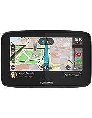 TomTom GO 520 - Navegador 5 pulgadas, llamadas manos libres, Siri y Google Now, actualizaciones via Wi-Fi, traffic para toda la vida mediante smartphone y mapas mundiales, mensajes de smartphone