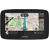TomTom GO 520 Pkw-Navi (5 Zoll, mit Freisprechen, Siri und Google Now, Updates über Wi-Fi, Lebenslang Traffic via Smartphone und Weltkarten, Smartphone-Benachrichtigungen, kapazitivem Display)